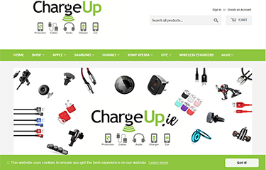 chargeup